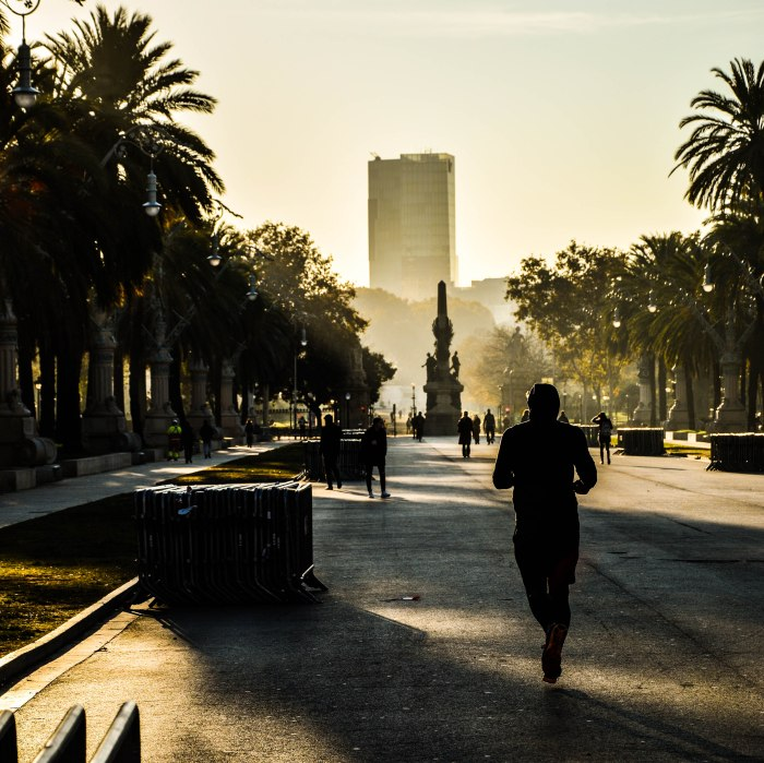 Barcelona Runner