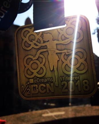Barcelona Medal