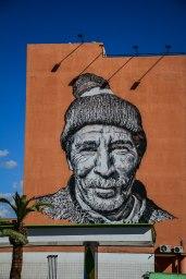 Moroccan Mural