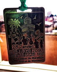 Stylish Marrakech medal