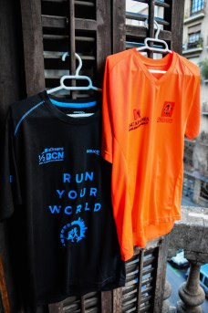 Latest two race t-shirts