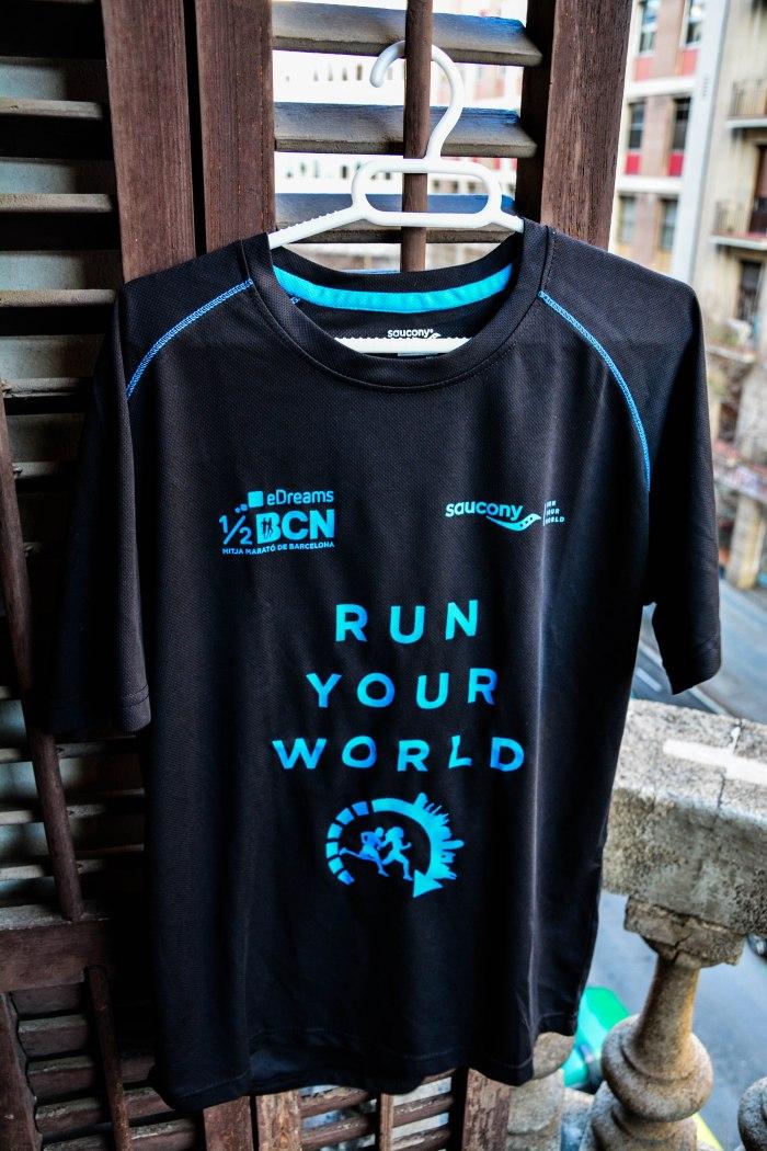Barcelona Race T-Shirt